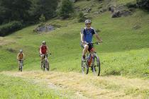 Mountainbike in Val Passiria